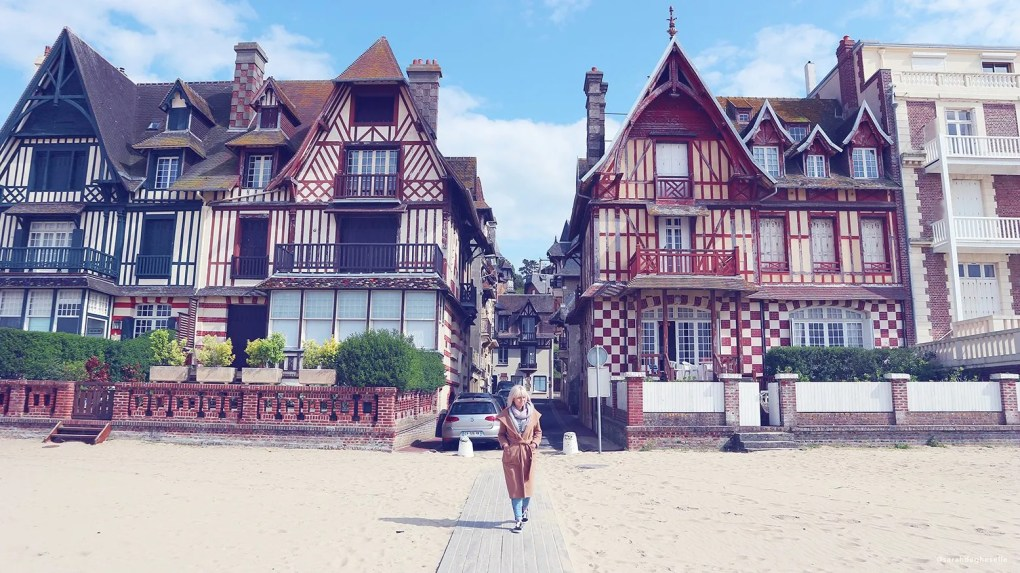 5 beautiful places along the coast of Normandy in France