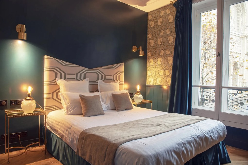 Staying at Hotel Maison Malesherbes**** | Paris | France