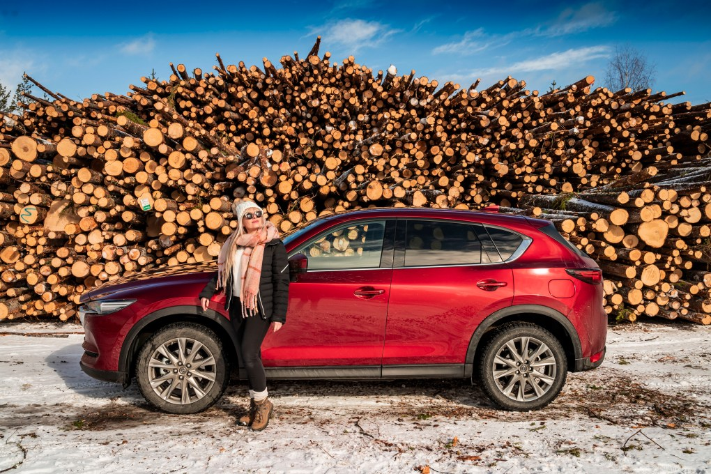 Roadtrippen door winter wonderland met eenMazda CX-5 | Lapland