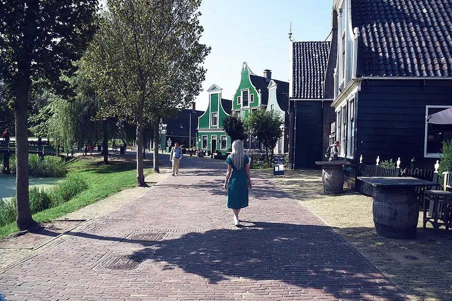 Touristic hot spots worth visiting in the Netherlands. Part 2: Zaanse Schans