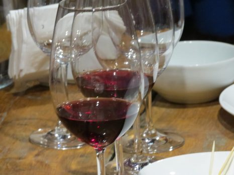 red wine... Georgia is known for cradle of wine