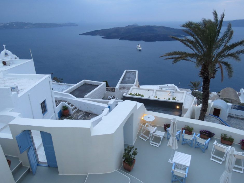 Luxury Hotel in Santorini - Pantelia Suites