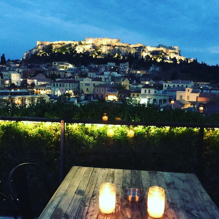 WHERE TO GET LOST IN ATHENS