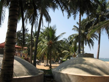 Negombo city