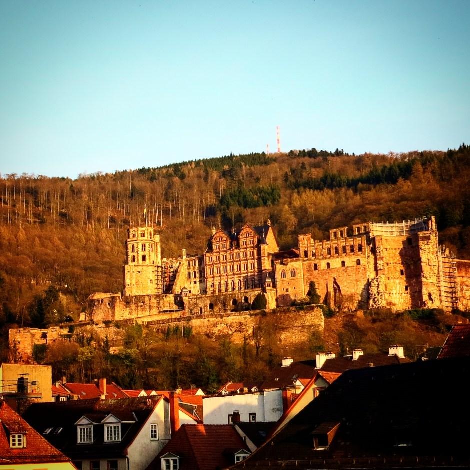 One Day tour to Romantic Heidelberg from Frankfurt