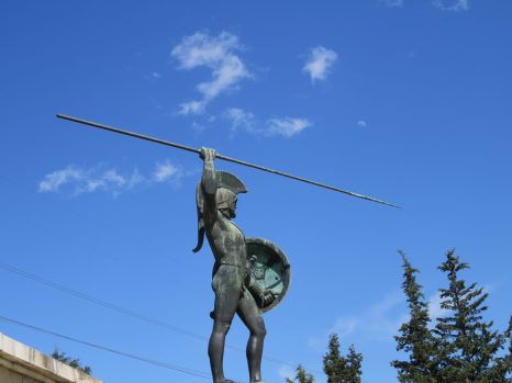 Statue of Leonidas