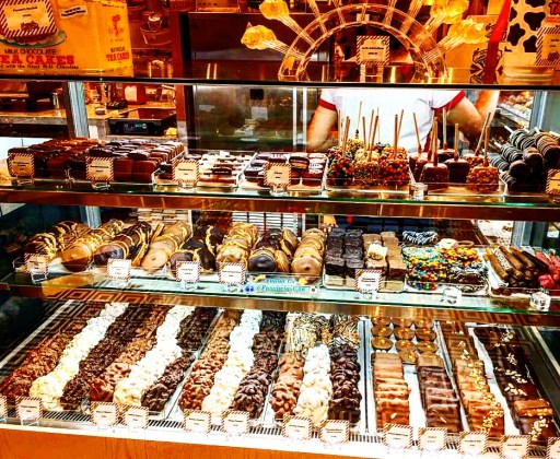 Diverse Food Choices in DUBAI - Food & Gourmet Tour in Dubai
