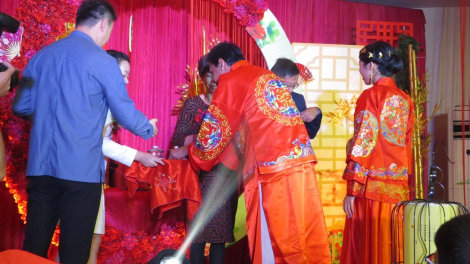 A Beautiful Amalgamation of Cultures - Indian chinese Wedding
