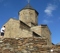 Gergeti Trinity Church