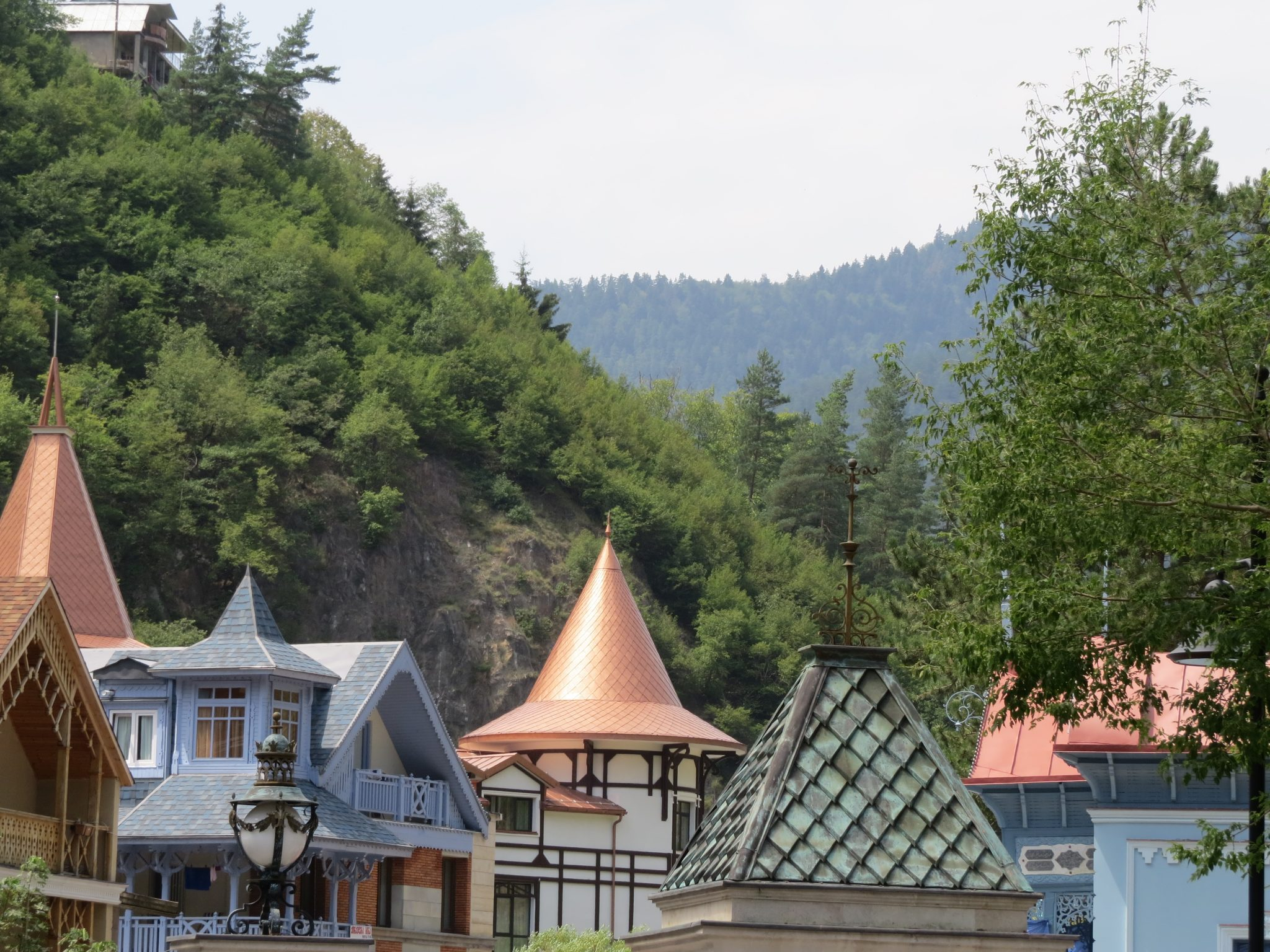 Day Tour to Rabati Castle from Tbilisi