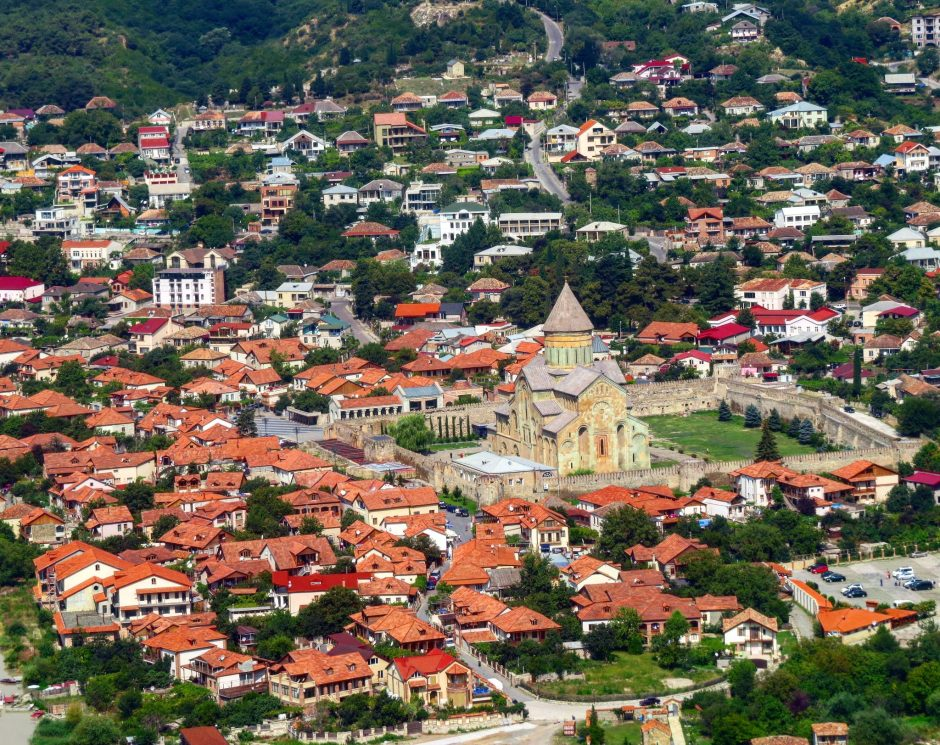 Mtskheta Day trip from Tbilisi