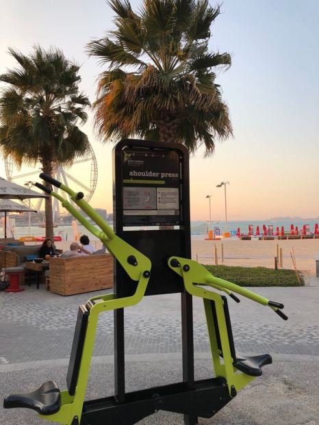 JBR Beach Activities - Most Popular Hangout of Dubai