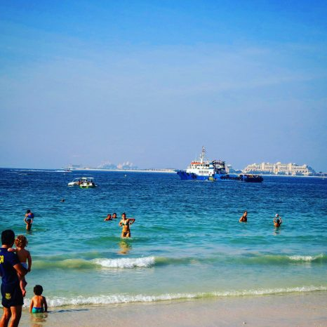 Activities at JBR Beach Dubai - Most Popular Hangout of Dubai