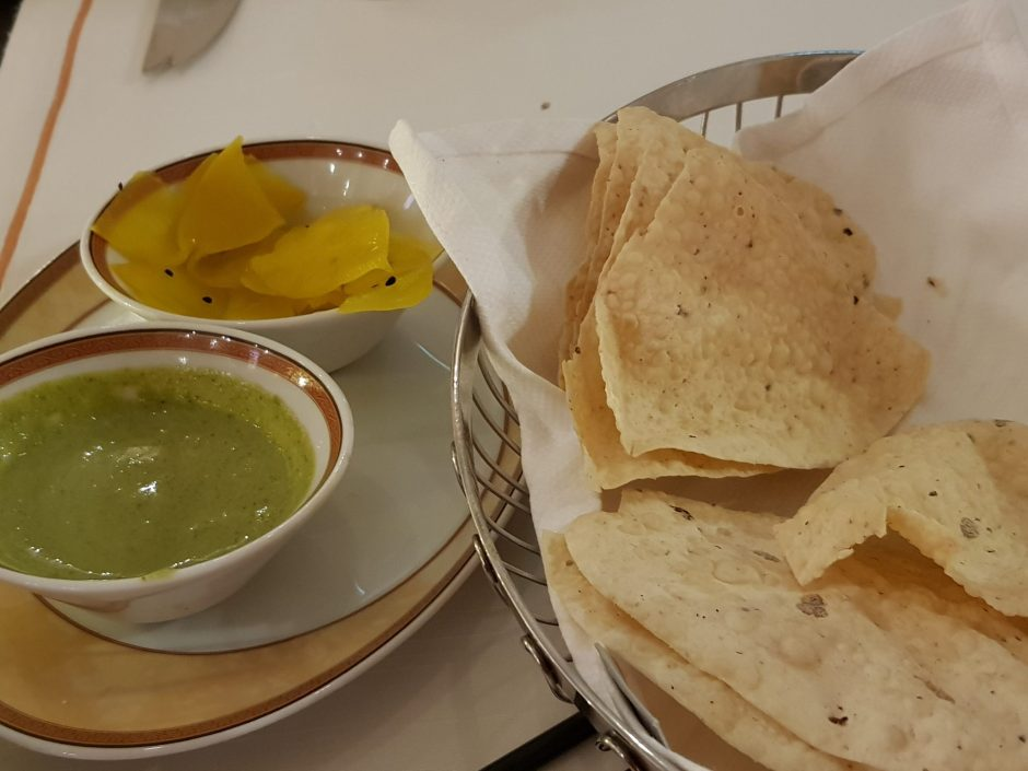 Reviews of Restaurant Gharana Dubai