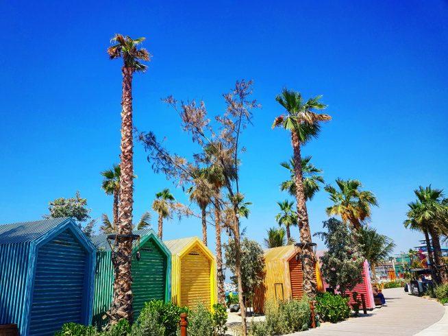 Eclectic Beachfront of Dubai – La Mer Beach