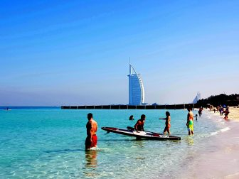 Tour to Stunning beaches of Dubai