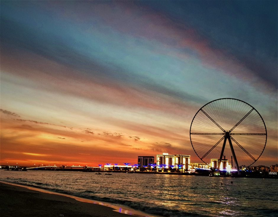 - Best Beaches in Dubai.