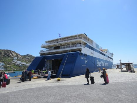 Cruise for Islands Hopping in Greece