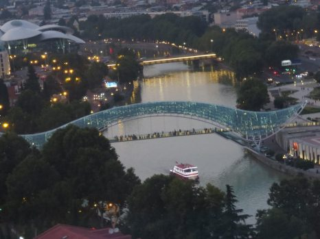 Highlights of Tbilisi Sightseeing Attractions