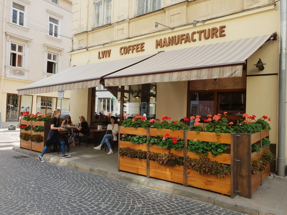 Unique Lviv restaurants – Best Places to Eat in Lviv