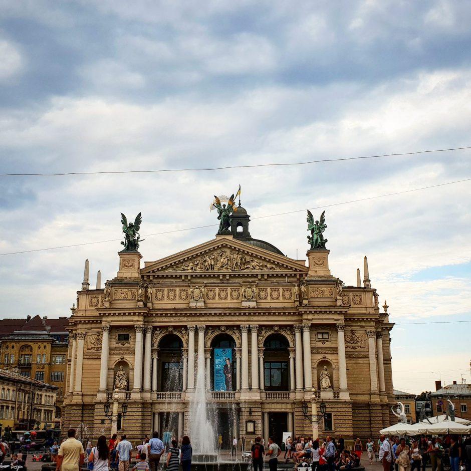 Amazing Things To Do in Lviv, Ukraine