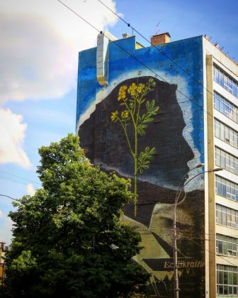 Kiev Murals Street Art Walking Tour