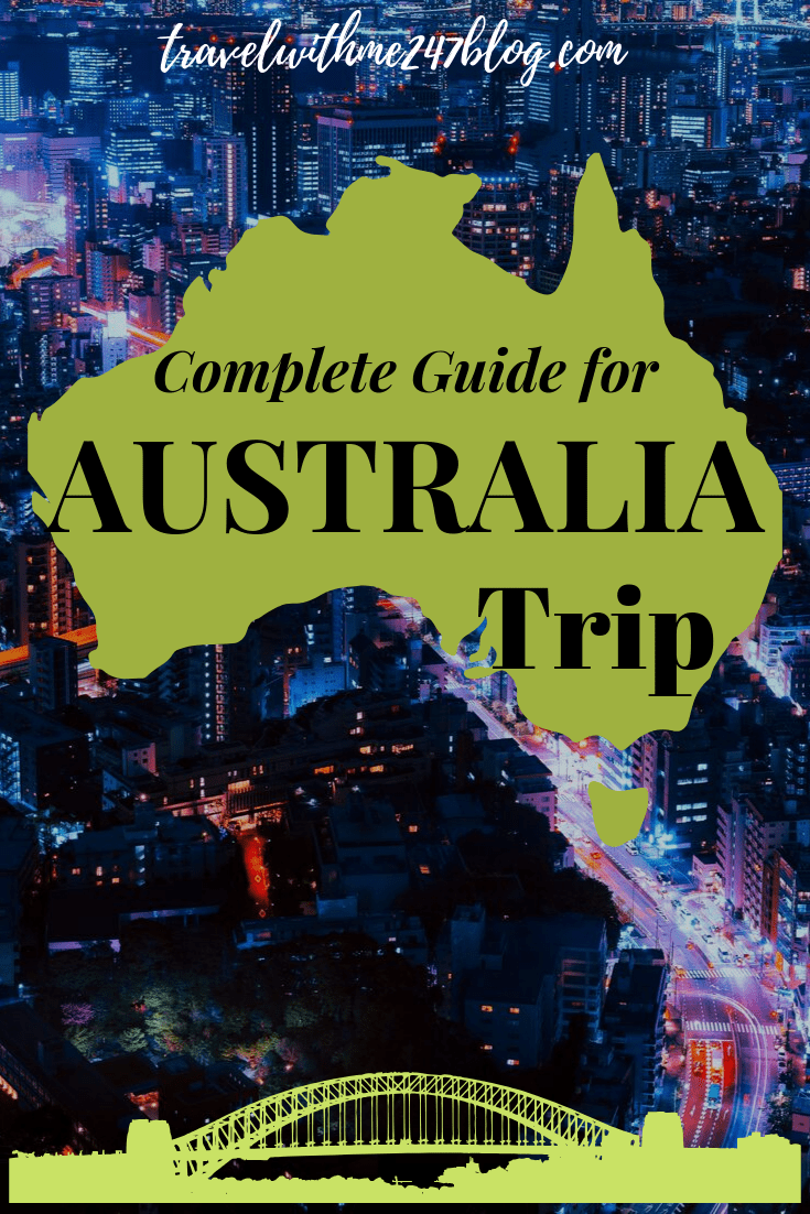Australia Guide for first Timers
