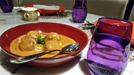 Luxury Fine Dining at Taj Brasserie