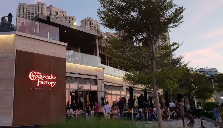Best Restaurants in JBR The WALK DUBAI