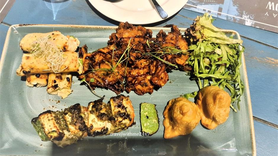 Indian Restaurant at JBR, The Beach