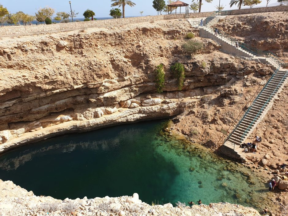 Day Trips From Muscat   Things to do Near Muscat   Muscat to Bimmah Sinkhole Tour