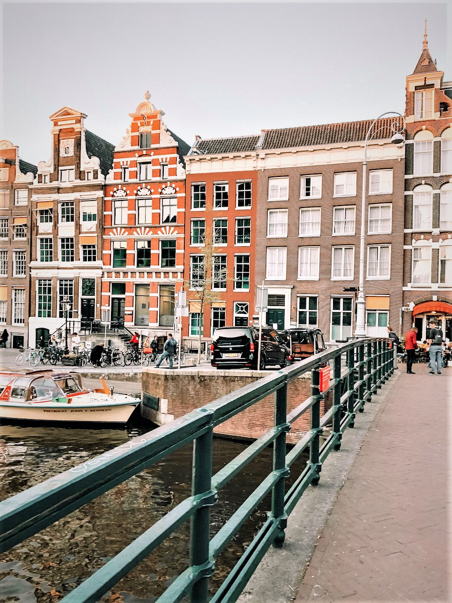 free things to do in Amsterdam, Netherlands