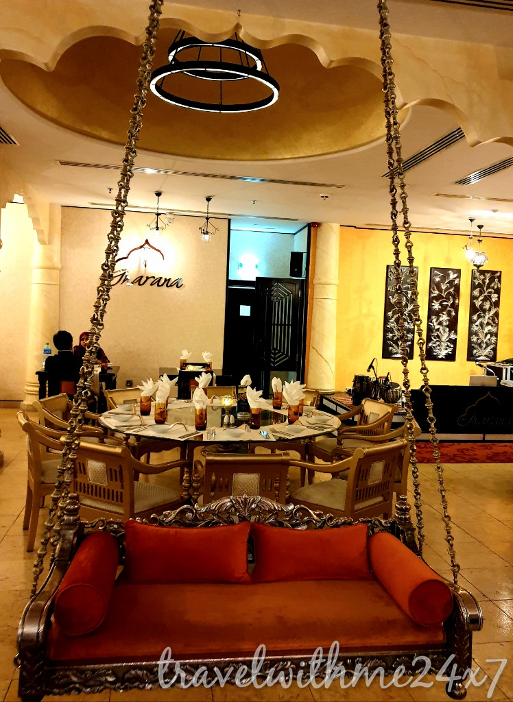Review of Restaurant GHARANA, Dubai - Fine Dining With Live Music