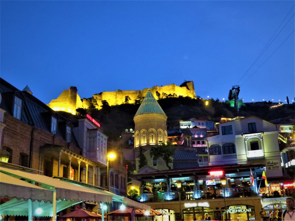 Where to stay in Tbilisi, Georgia? – List of Best Hotels in Tbilisi