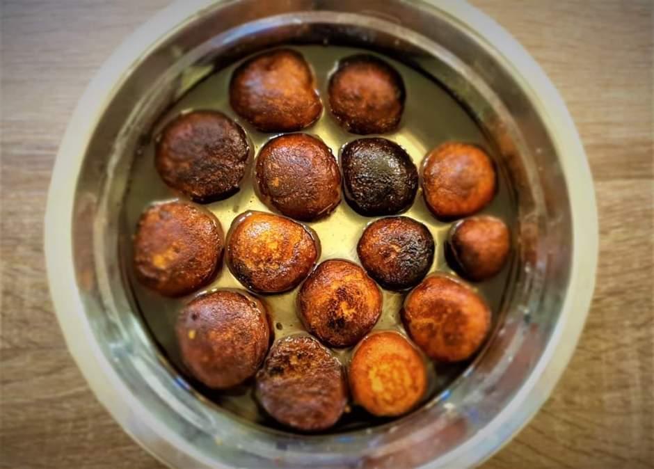 Gulab Jamun for Deepavali