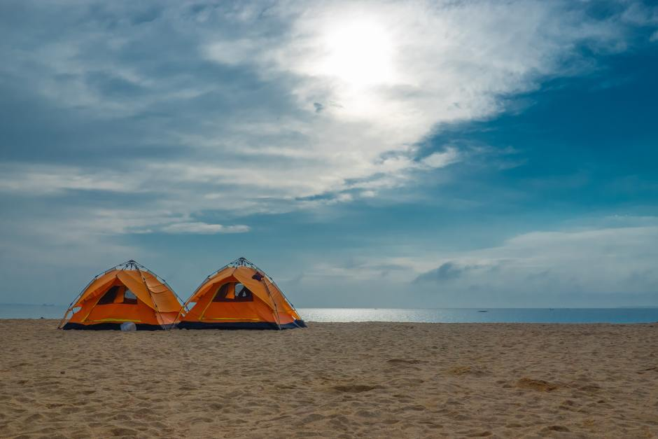 Best Places for Camping - Glamping in UAE (United Arab Emirates)