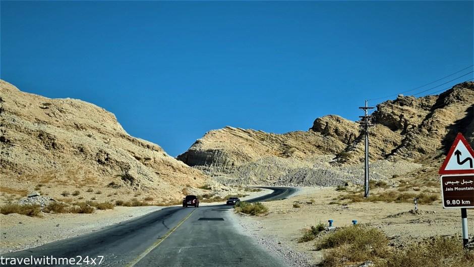 Jebel Jais Road trip from Dubai