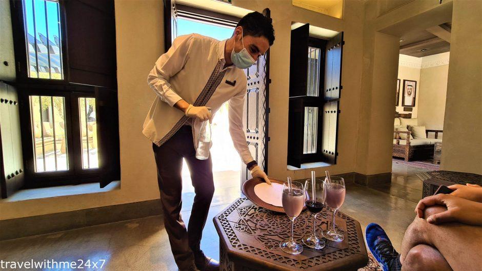 Luxury Hotel in UAE