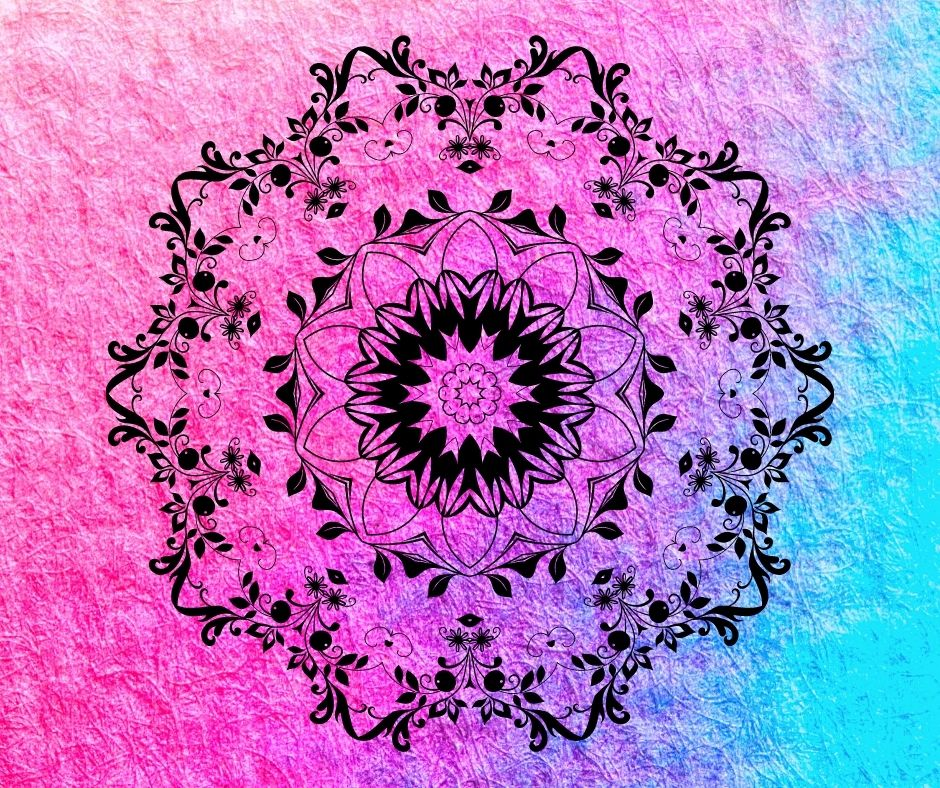 Free Printable Mandala Coloring Pages – Book For Advanced Mandala Designs –  Travel With Me 24 X 7
