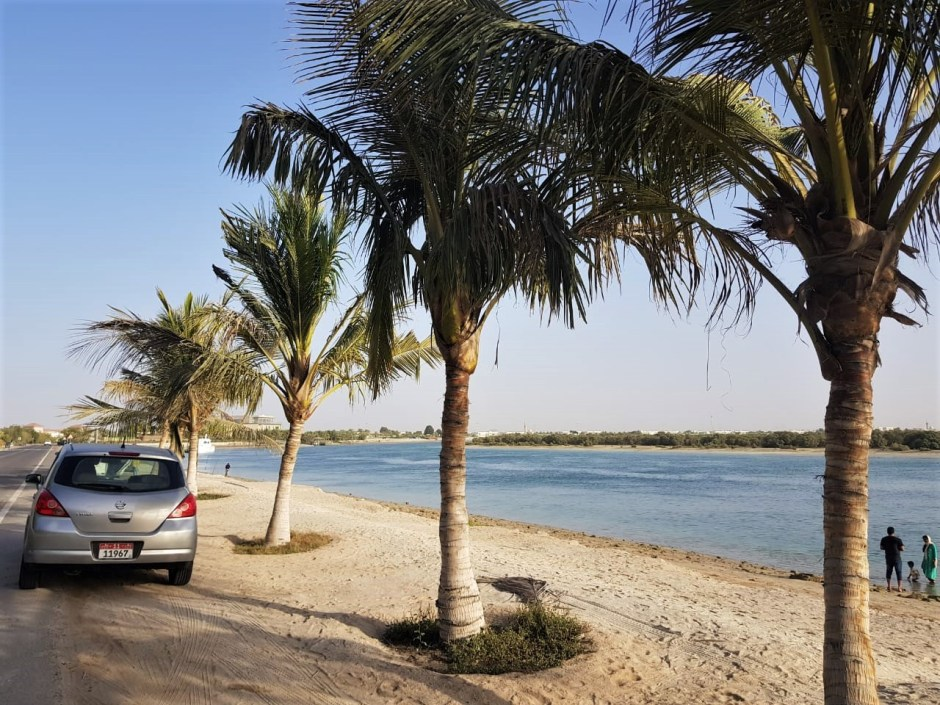 Nature attractions in UAE