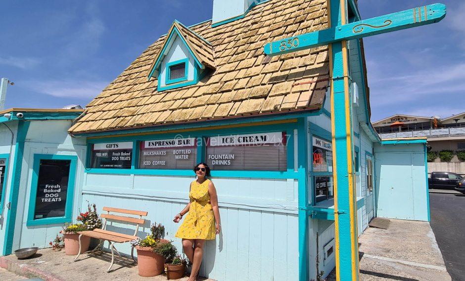 Morro bay town tour