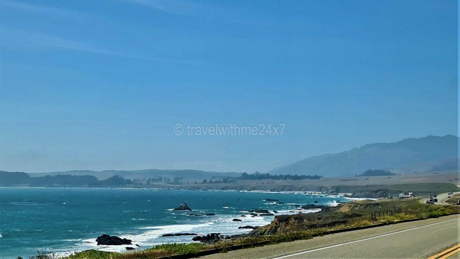 Malibu beach on Pacific Coast highway - Beautiful & Prettiest beaches In California - Best Beaches In California