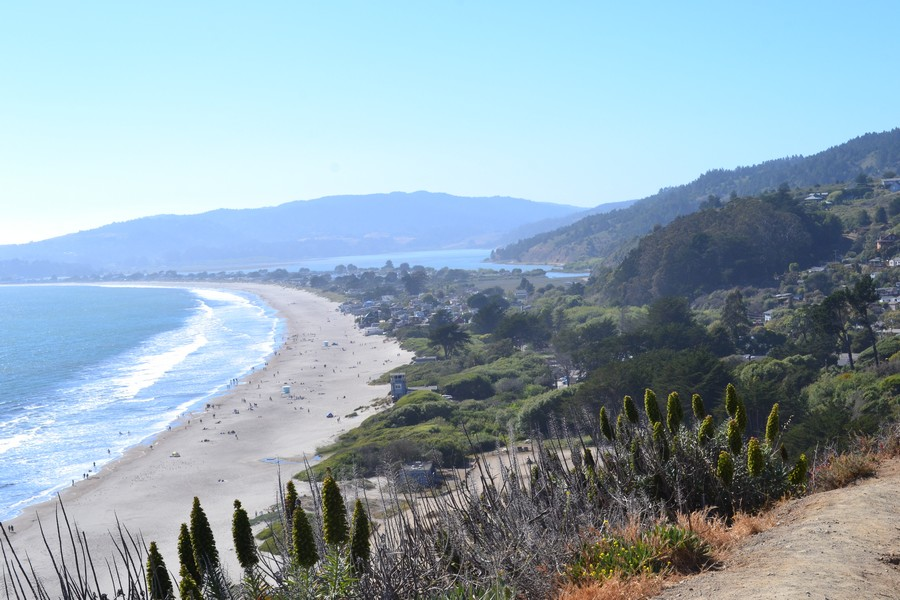 Photo cote Californie - Voyager en Californie