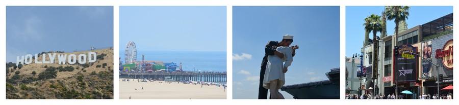 Visiter villes de la côte Californie