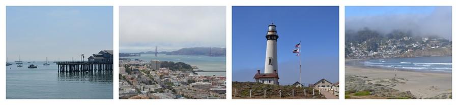 Californie 4 - Que visiter en Californie
