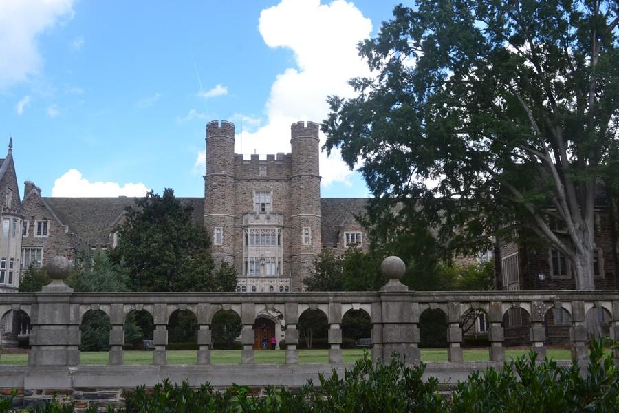 Campus Duke - Voyager en Caroline du Nord