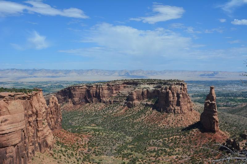 Photo National Monument Colorado - Voyager dans les parcs nationaux