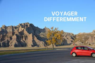 Voyager différemment Etats-Unis