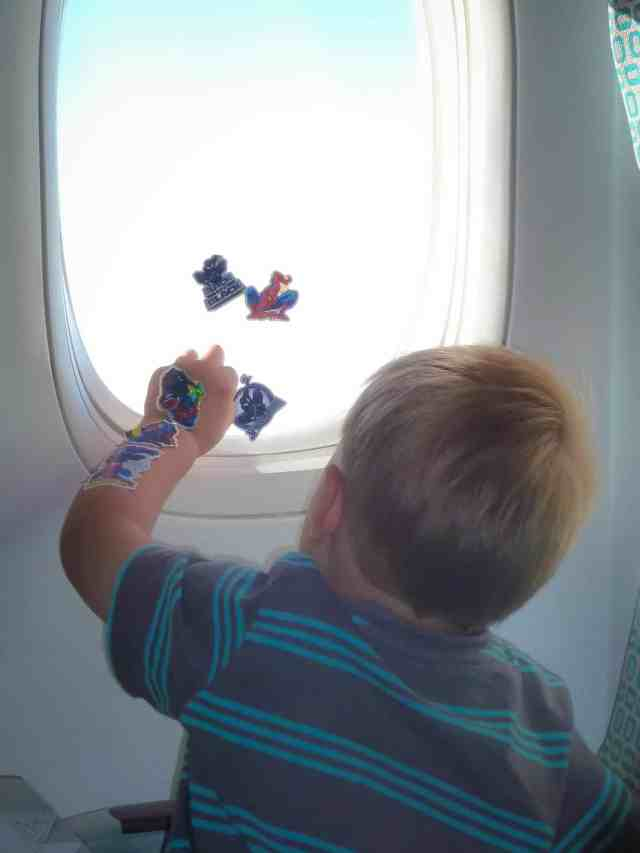 Travel with kids - Flying with kids - Fiji