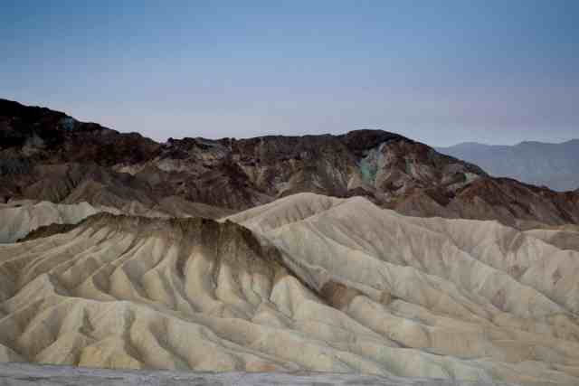 TravelwithMeraki-Sunrise-Zabriskie Point-Death Valley-California-USA